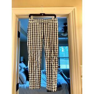Loft Zoe Cropped Pants